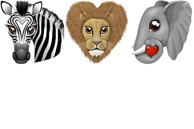 World Animal Icons