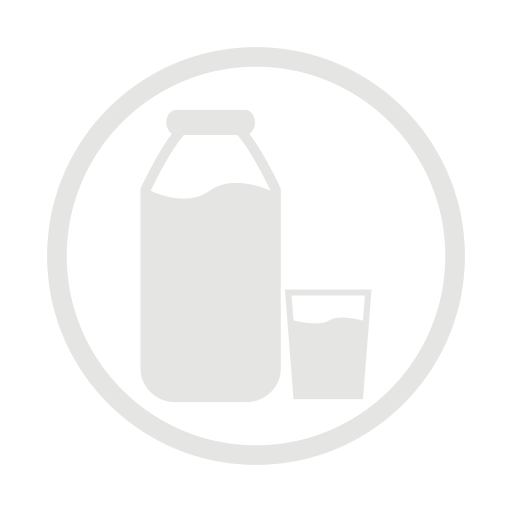 Milk-allergy-grey icon