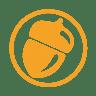 Treenut-allergy-amber icon