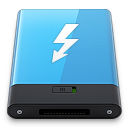 Blue-Thunderbolt-W icon
