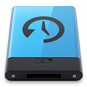 Blue-Time-Machine-B icon