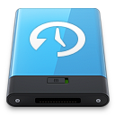 Blue-Time-Machine-W icon