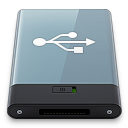 Graphite USB W icon