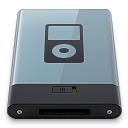 Graphite-iPod-B icon