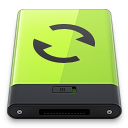 Green Sync icon