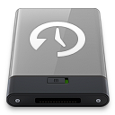 Grey-Time-Machine-W icon