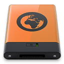 Orange Server B icon