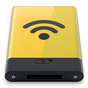 Yellow Airport icon