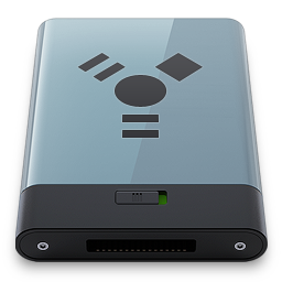 Graphite Firewire B icon