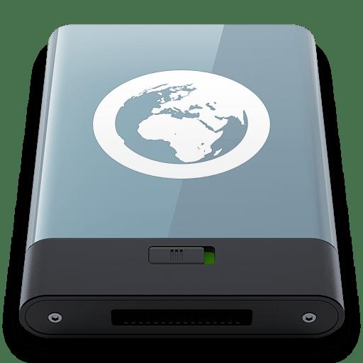 Graphite-Server-W icon