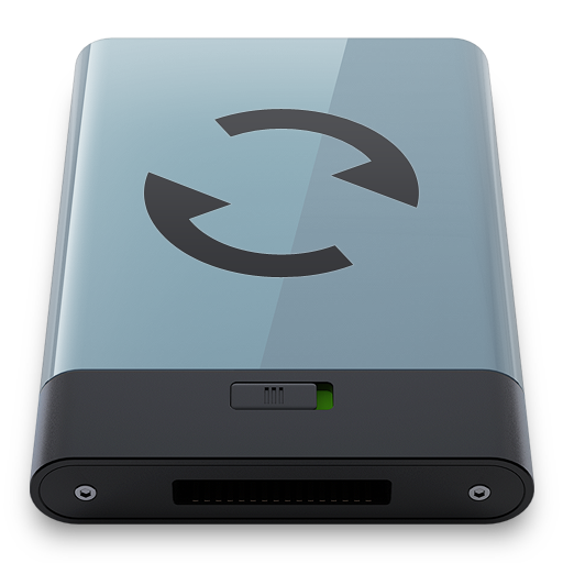 Graphite Sync B icon