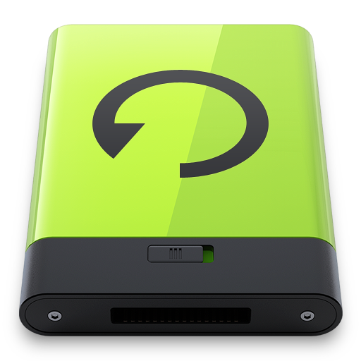 Green-Backup icon