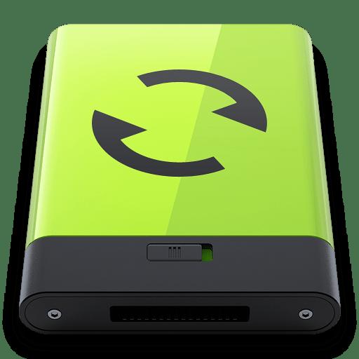 Green-Sync icon