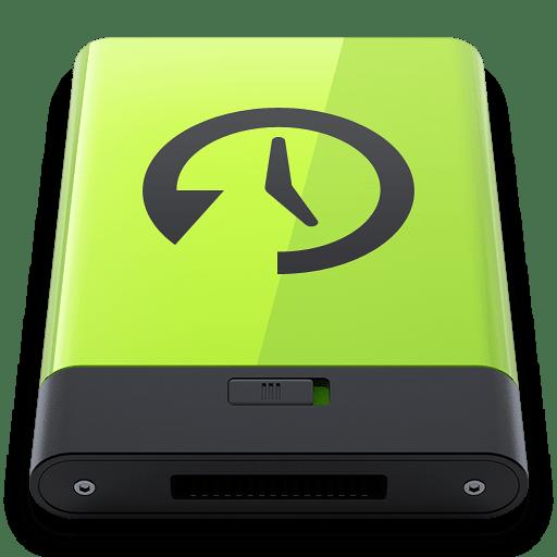 Green-Time-Machine icon
