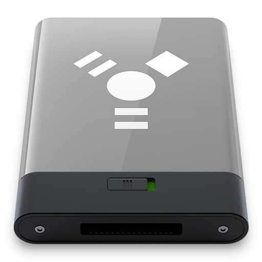 Grey-Firewire-W icon