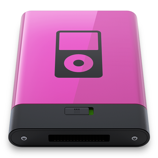 Pink-iPod-B icon