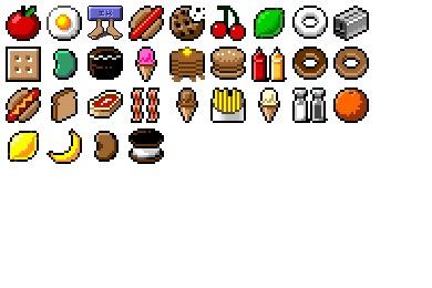 Bit Eat Icons