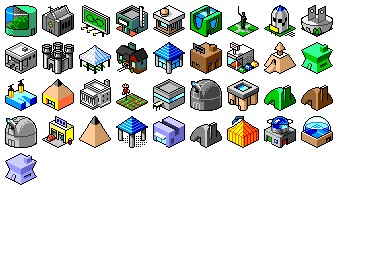 Ikthusiaville Icons