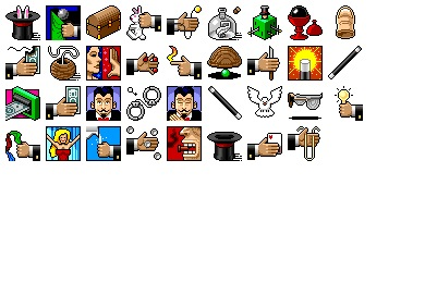 Presto Icons