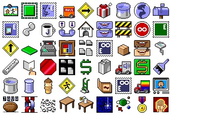 Webuosities Icons