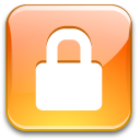 Action lock icon