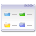 Action view multicolumn icon