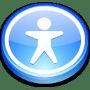 App button access icon