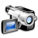 App camcorder icon