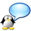 App chat icon