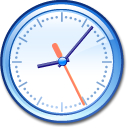 App clock icon