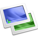 App-desktop-share icon