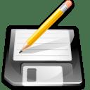 App floppy icon