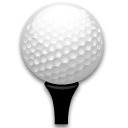 App golf game icon