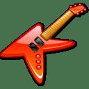 App guitar icon