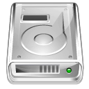 App harddrive icon