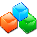 App kcmdf cubes icon