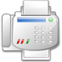 App kde print fax icon