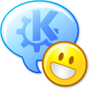 App kopete chat icon