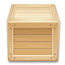 App wood box icon