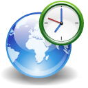 App-world-clock icon