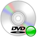 Device dvd mount icon