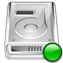 Device hdd mount icon