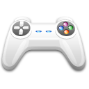 Device joystick icon