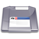 Device zip icon