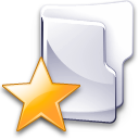 Filesystem folder favorites icon