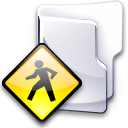Filesystem folder public icon