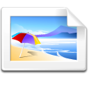 Mimetype image icon