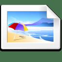 Mimetype image icon