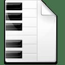 Mimetype midi icon