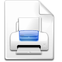 Mimetype mime postscript icon